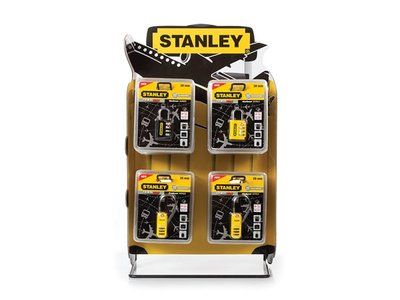 STANLEY---DISPLAY-WITH-32-PADLOCKS-(3-references)-(86040112821)