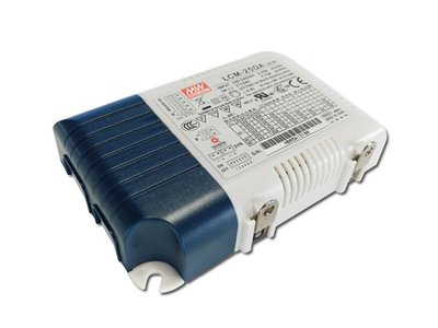 MULTIPLE-STAGE-OUTPUT-CURRENT-LED-POWER-SUPPLY----25-W---SELECTABLE-OUTPUT-CURRENT-WITH-PFC-(LCM-25DA)
