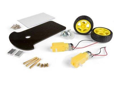 ROBOTICA-KIT-FRAME-MET-MOTOR-EN-2-WIELEN-(VMA500)
