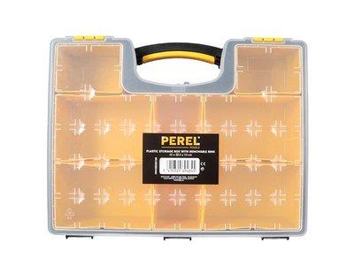 PLASTIC-STORAGE-BOX-WITH-REMOVABLE-BINS----42-x-33.5-x-10.5-cm-(OM420335100)