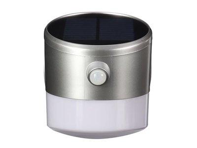 LEDLAMP-OP-ZONNE-ENERGIE-MET-PIR-SENSOR---2-W---KROONVORM-(CSOLCRW)